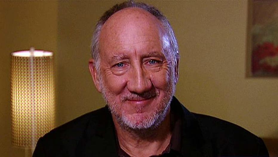 Pete Townshend opens up