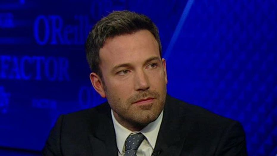 Ben Affleck enters no spin zone