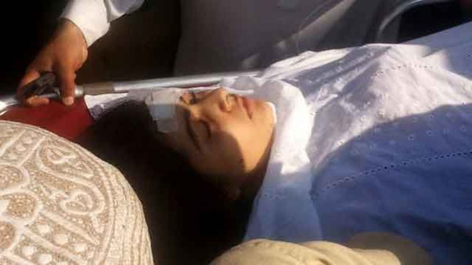 Taliban shoot teenager promoting education for girls