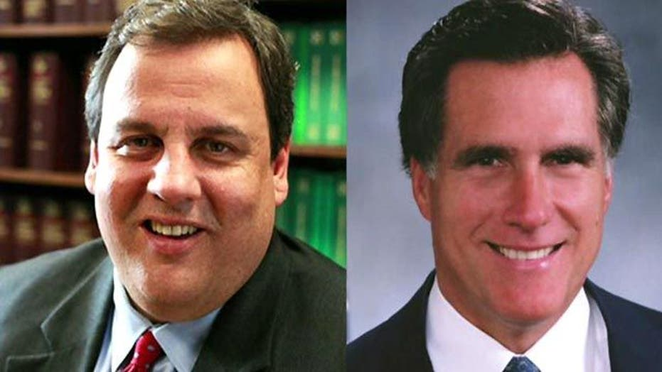 Chris Christie to Endorse Romney for President
