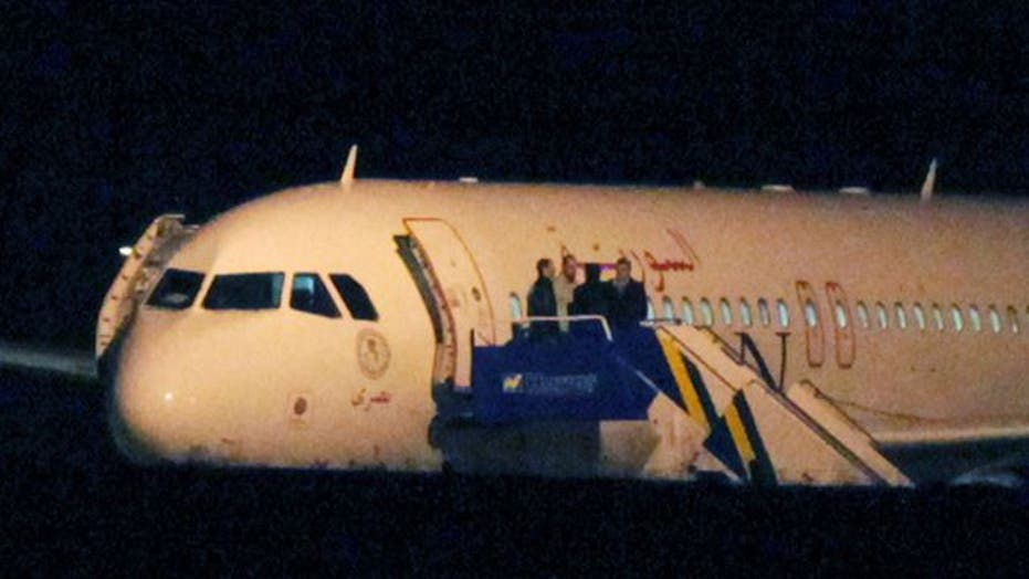 Turkey stops Syrian plane carrying Russian-made ammunition