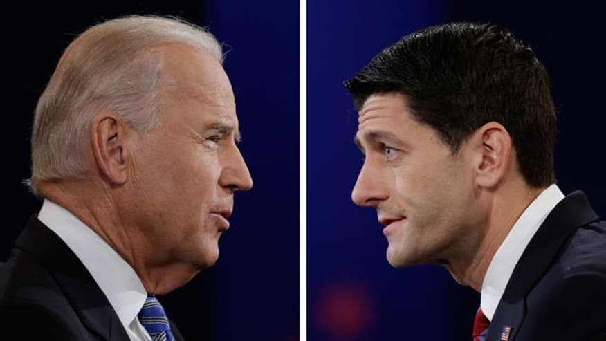 VP Joe Biden or Rep. Paul Ryan?