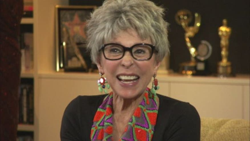 Rita Moreno is one of 11 people to have won what's commonly referred as an EGOT - or an Emmy, Grammy, Oscar and a Tony - known as the grand slam of show business.