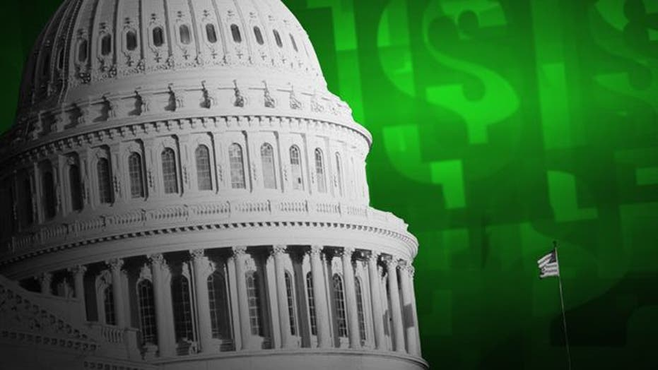 Battle over spending intensifies as election nears