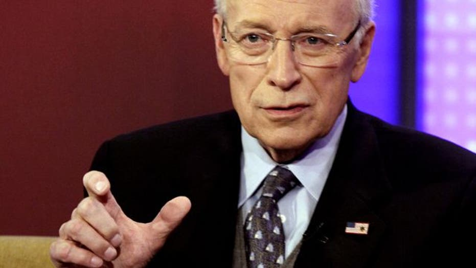 Exclusive: Dick Cheney speaks out on VP debate