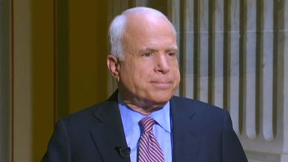 McCain Pitches Jobs Plan