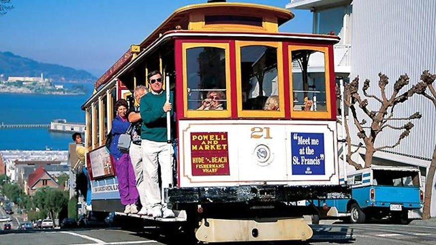 FoxNews.com spotlights 5 things to see & do in San Francisco, California