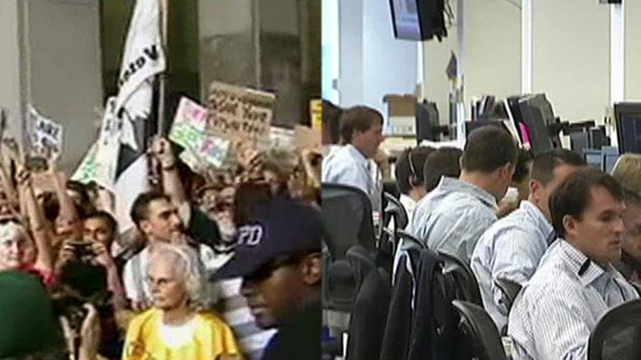 Will Protesters Drive Job Creators Out?
