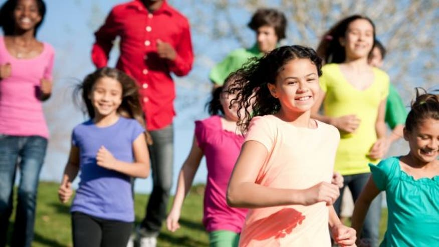 Child obesity rates have more than tripled over the past 30 years -- putting kids at risk of developing conditions that typically only affect adults, like diabetes, hypertension and heart disease. See how one organization is trying to change that by revamping physical education programs in schools around the world