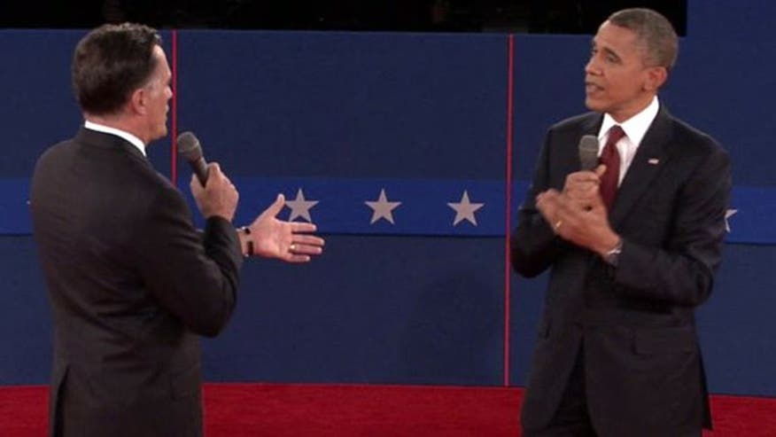 Part 5 of the second presidential debate