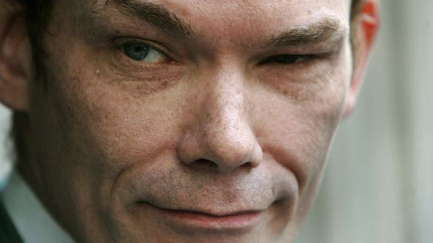 Gary McKinnon accused of hacking into military systems
