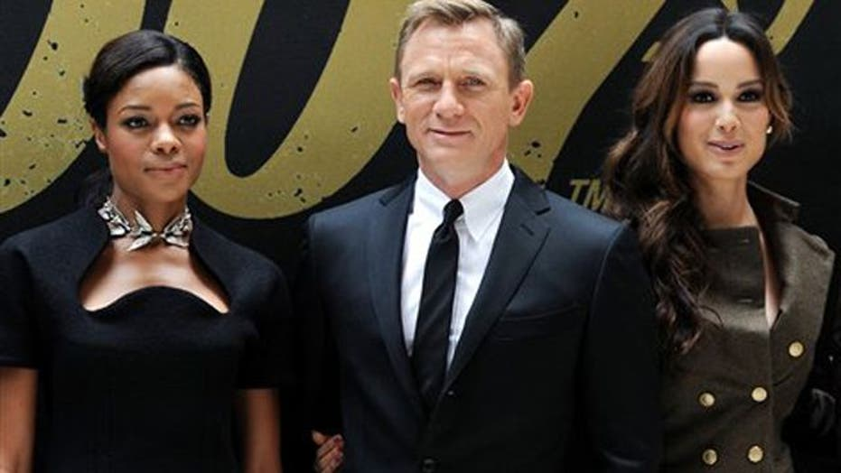 'Skyfall' cast answers Bond trivia