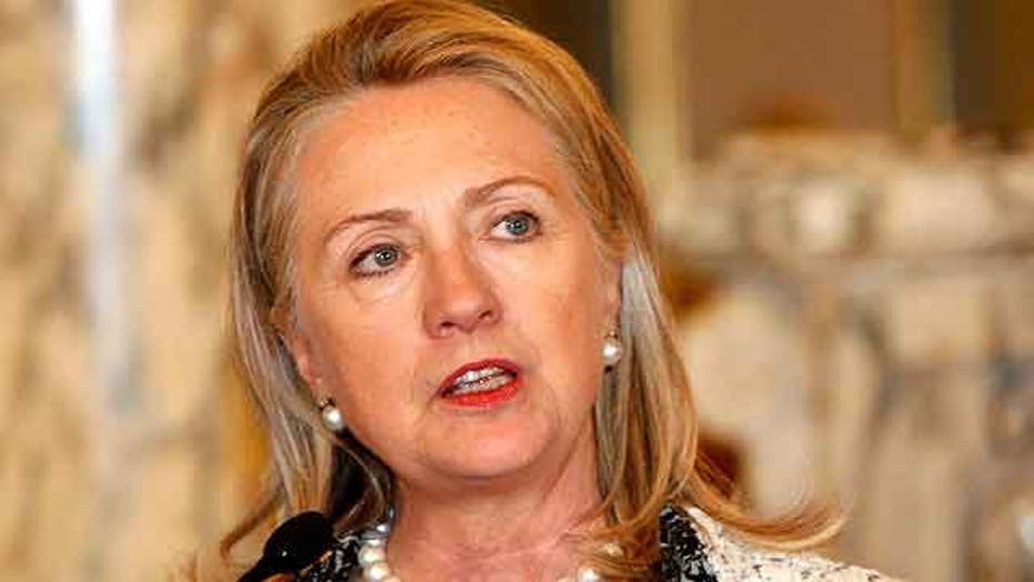 Clinton takes blame for security failures in Libya
