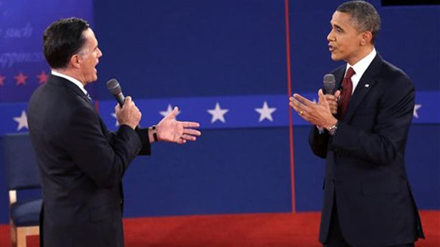 Rick Sanchez discusses the surprising confrontational tone of the second Presidential debate.