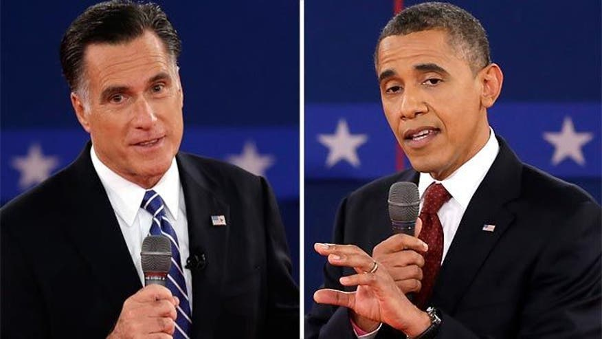 The panel's reactions from the second presidential debate
