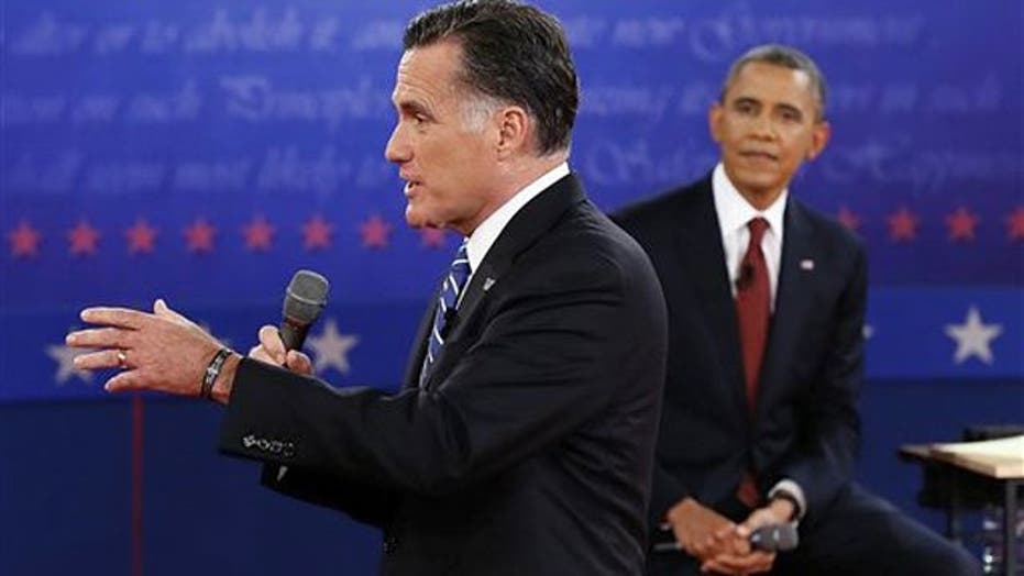 Rollins: Romney 'did superbly' on the economy