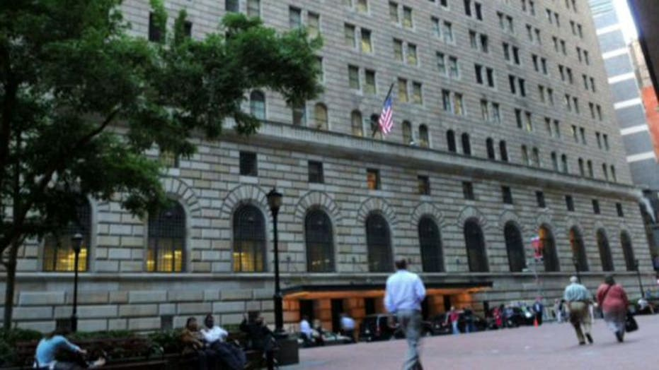 Officials foil apparent bomb plot at Federal Reserve in NYC