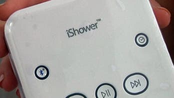 Do you sing in the shower? Upgrade your bathroom with these high tech gadgets for waterproof music listening, powering off appliances, and keeping track of weight. Foxnews.com's Meg Baker checks them out.