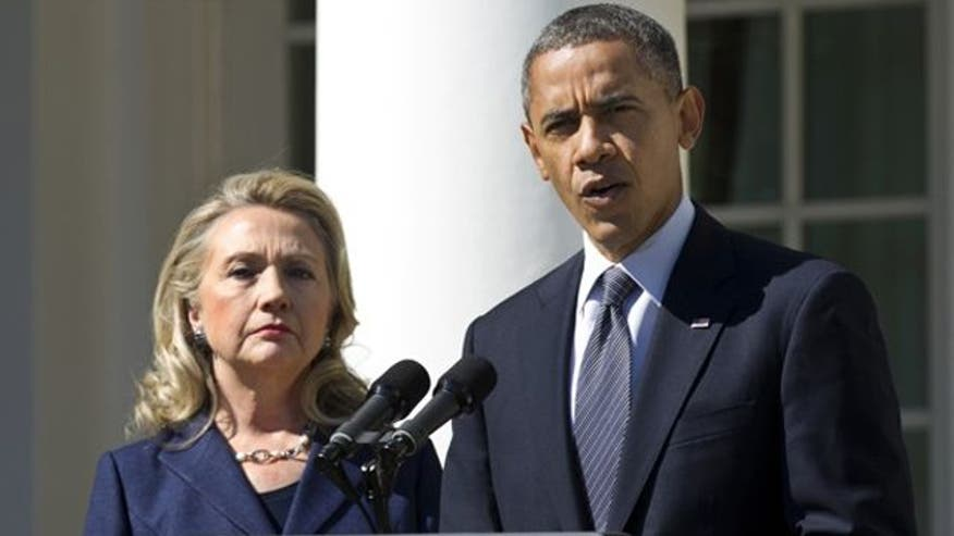 Handling of Benghazi hurting the president?