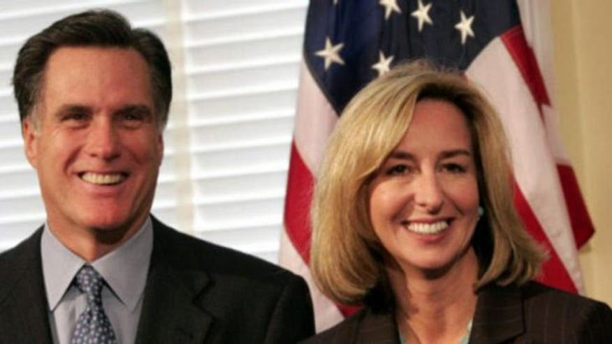 Kerry Healey explains 'binder' project, says working with Mitt was an 'extraordinary' experience