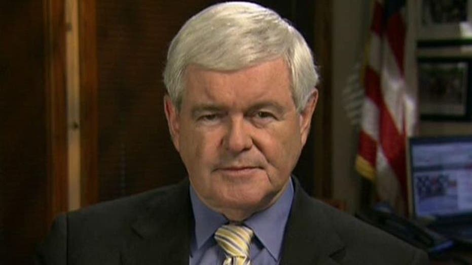 Newt Gingrich Coming Out on Top? Part 1