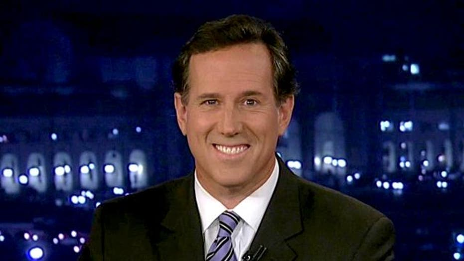 Rick Santorum's 'Path' to GOP Nomination