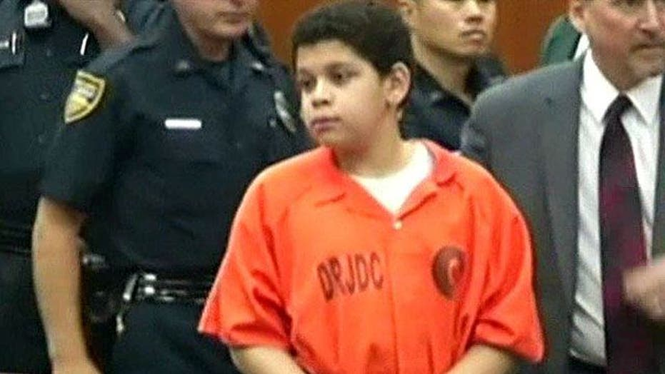12-Year-Old Charged as an Adult for Murder