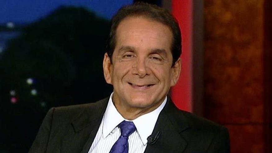 Krauthammer wins weekly honor