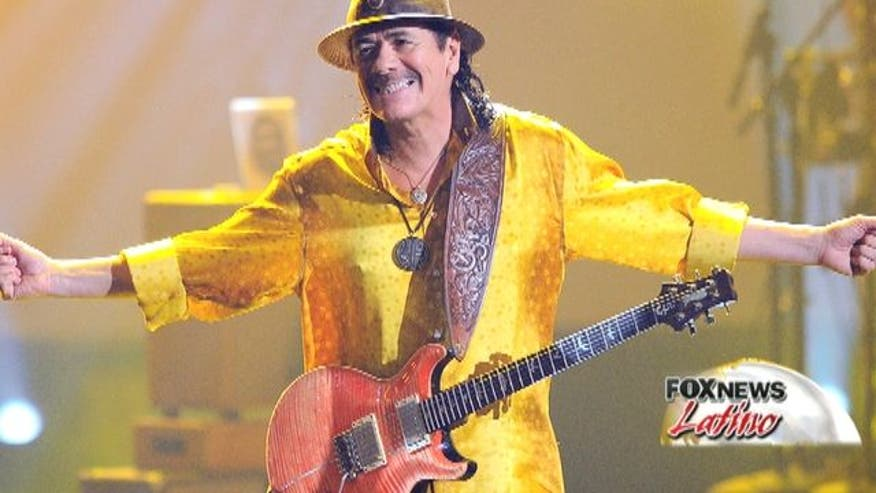 Legendary Musician Carlos Santana  opens up about his thoughts on the election, his music & his new shoe line for women.