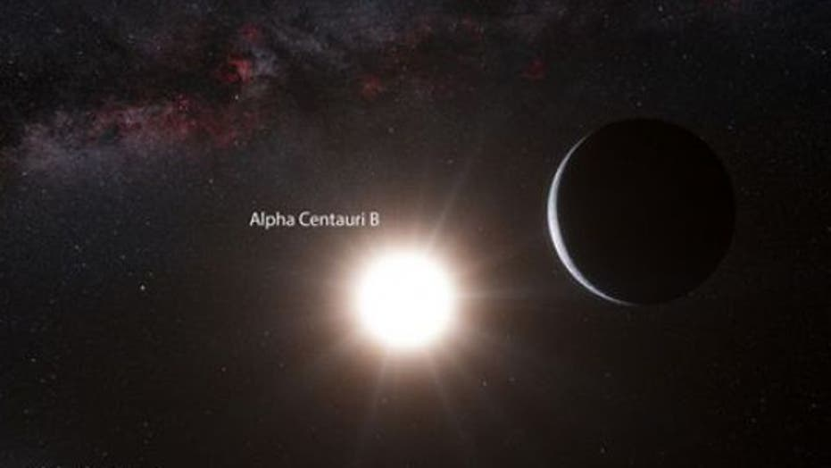 Earth-sized planet discovered at nearest star