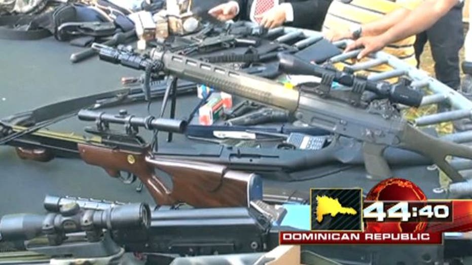 Around the World: Gun fight breaks out in Dominican Republic