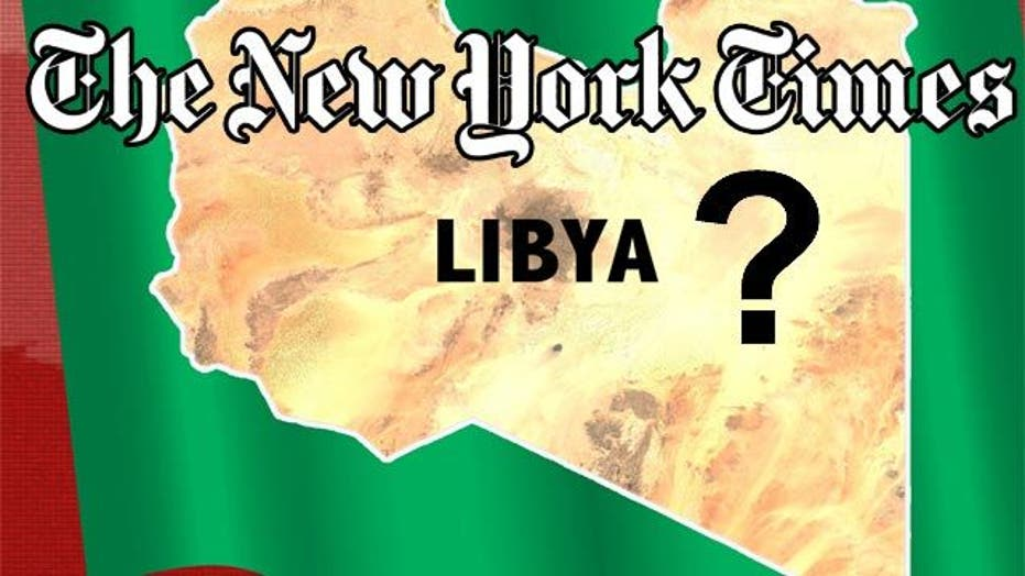 Grapevine: New York Times issues correction on Libya