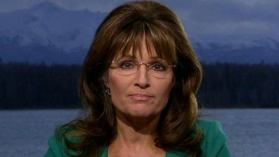 Sarah Palin on GOP Candidates, Part 1