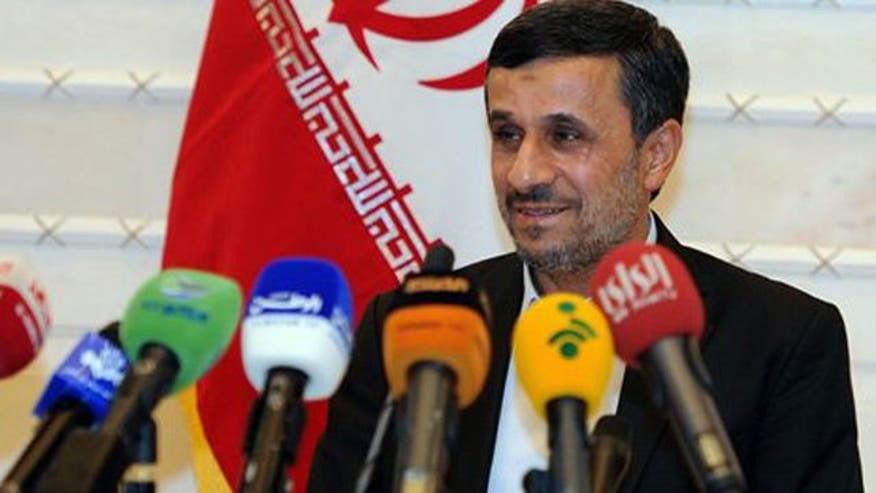 Ahmadinejad questions US power