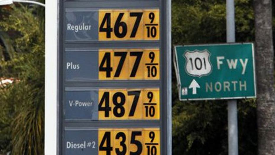 Why are gas prices spiking?