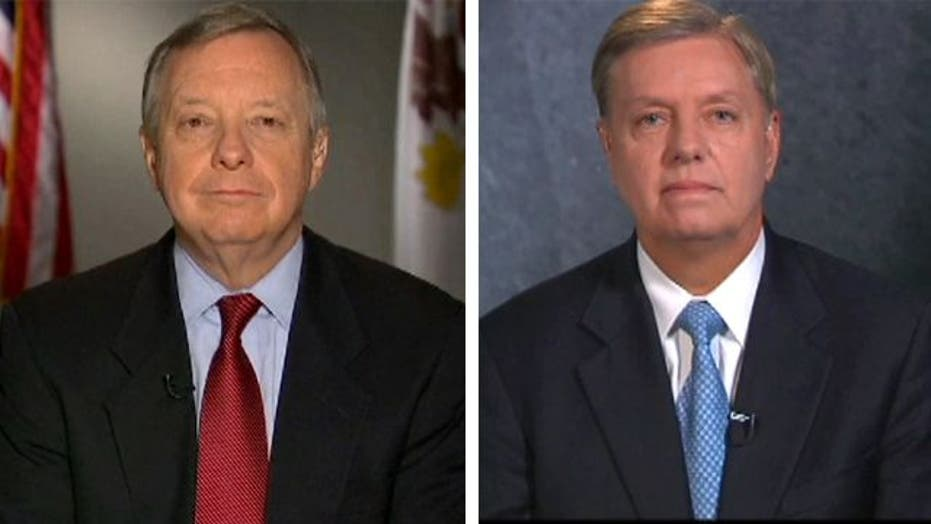 Durbin, Graham debate US foreign policy in Mideast