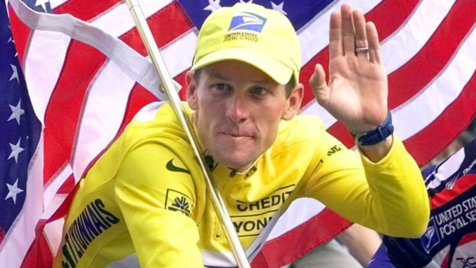 Lance Armstrong stripped of seven Tour de France titles
