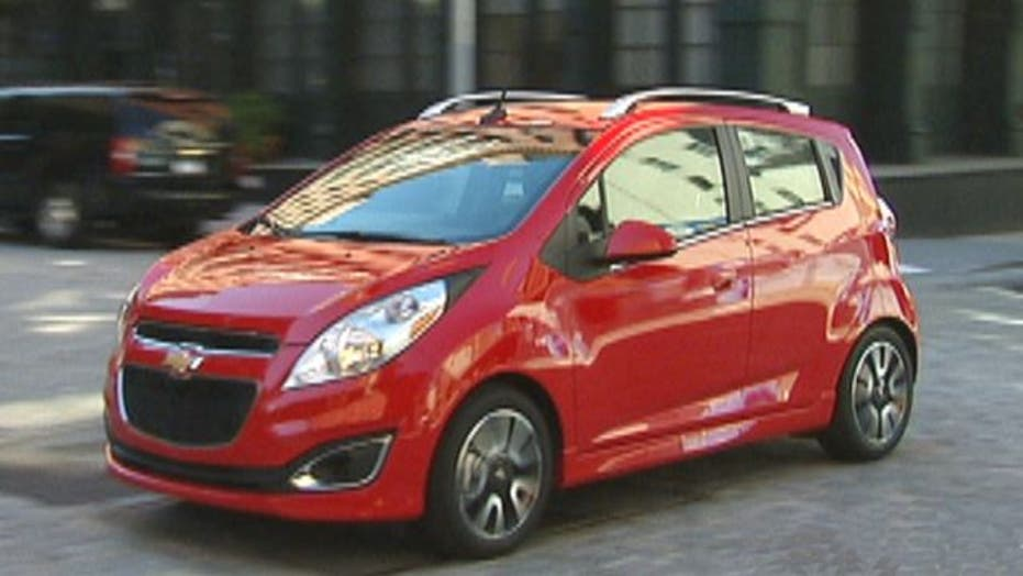 Chevy's Super Small Spark