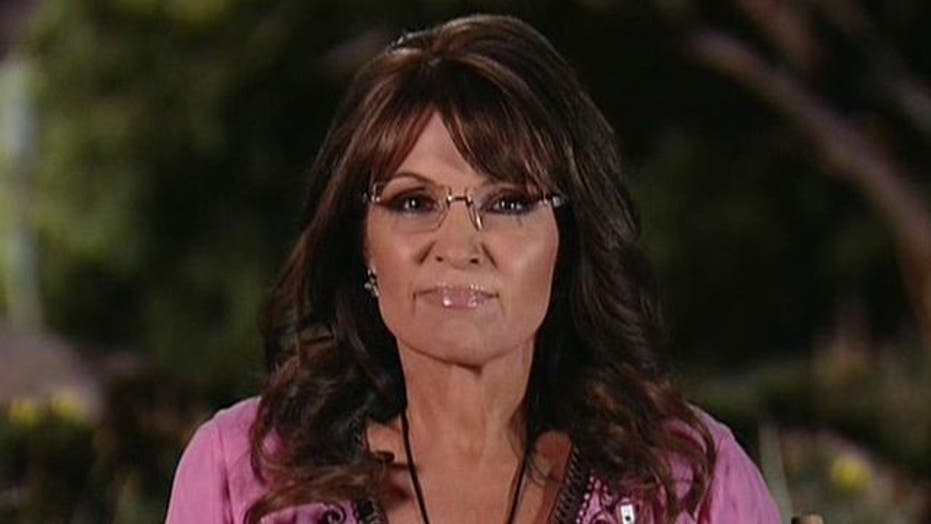 Palin: There were so many untruths spewed by Obama tonight