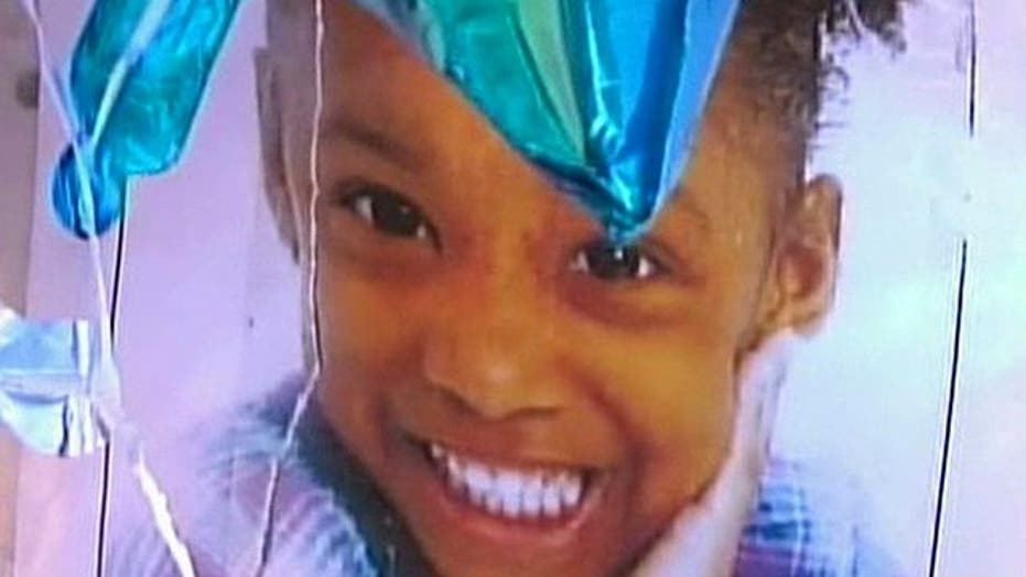 Search Continues For 8-Year-Old Ariz. Girl Jahessye Shockley
