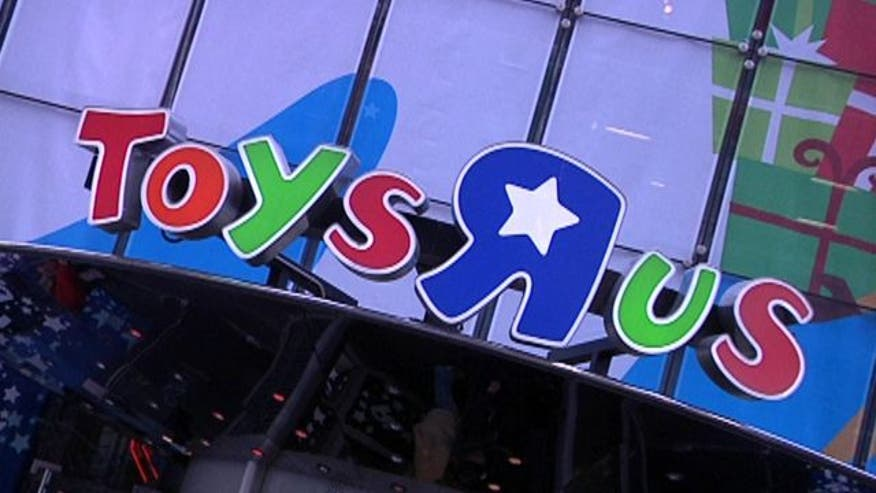 Toys 'R' Us CEO Jerry Storch on upcoming shopping season
