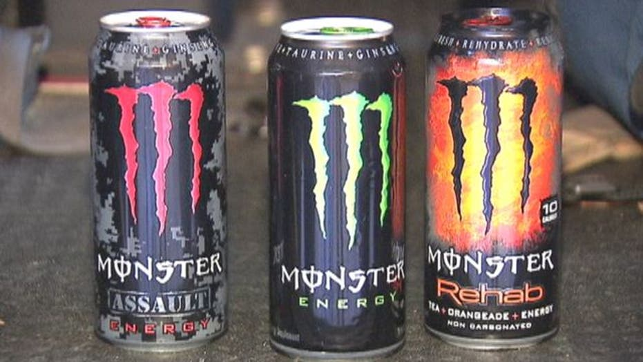 FDA says 5 deaths, heart attack reportedy linked to Monster Energy
