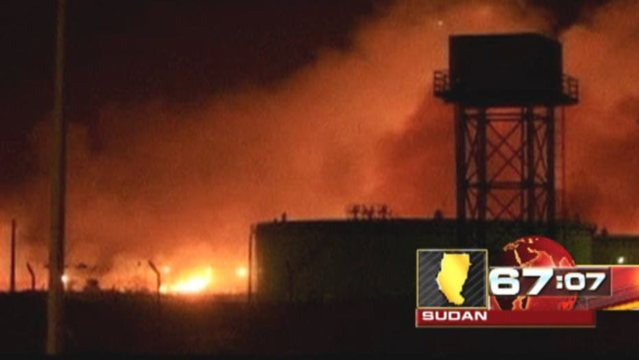 Around the World: Sudan blames Israel for arms factory blast