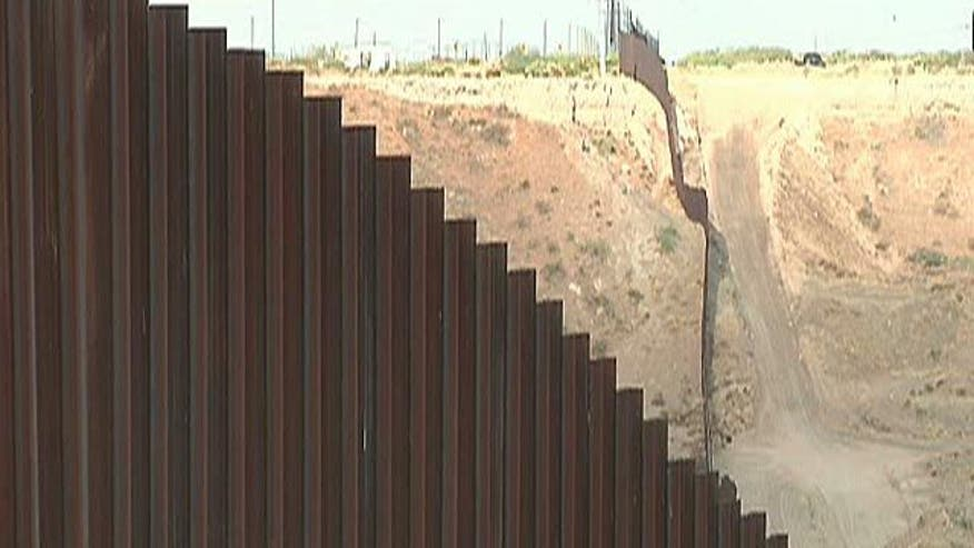 Border Patrol credits new fence, more agents and technology