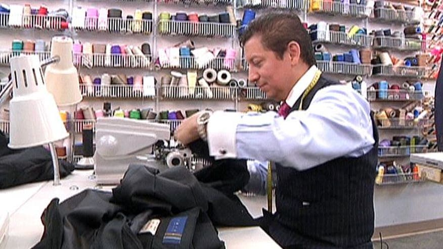 Al Guevara, owner of Custom Tailoring by Al, explains why the American Dream is never going to go away
