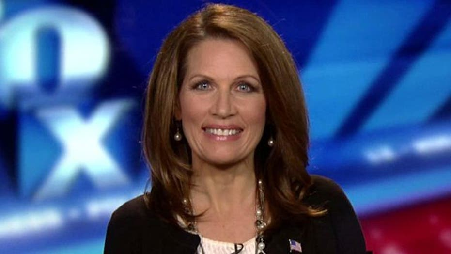Bachmann Sets Record Straight on State of Campaign