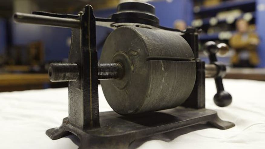 First-ever audio captured by Edison in 1878 unveiled