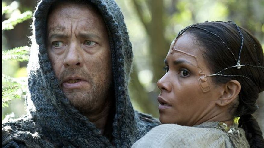 Tom Hanks, Halle Berry star in complex movie that weaves multiple storylines through several centuries