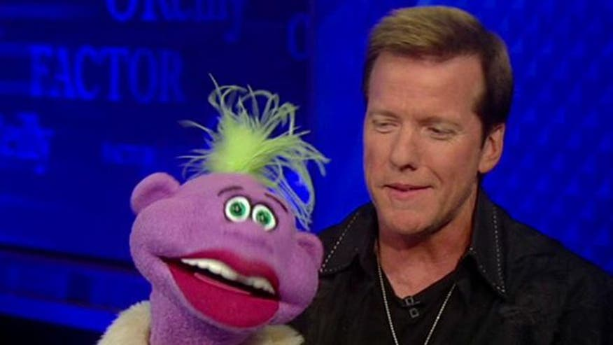 Comedian and his puppets weigh in on the 2012 race