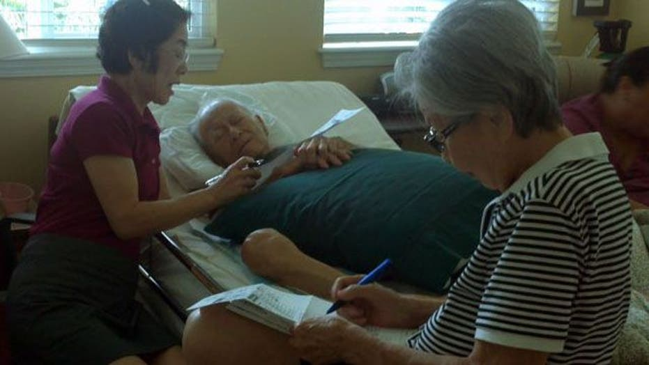 93-year-old WWII vet dies after casting absentee ballot